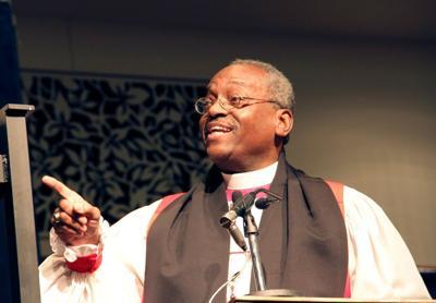 Episcopal Church elects first black presiding bishop
