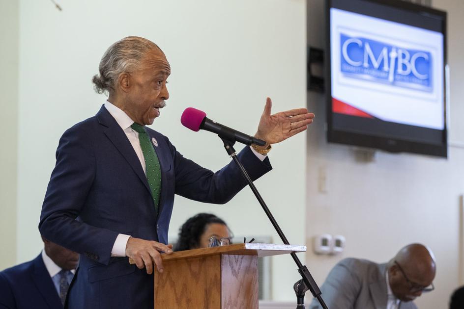 Rev. Al Sharpton urges SC voters, Democratic candidates to focus on policy, not personality