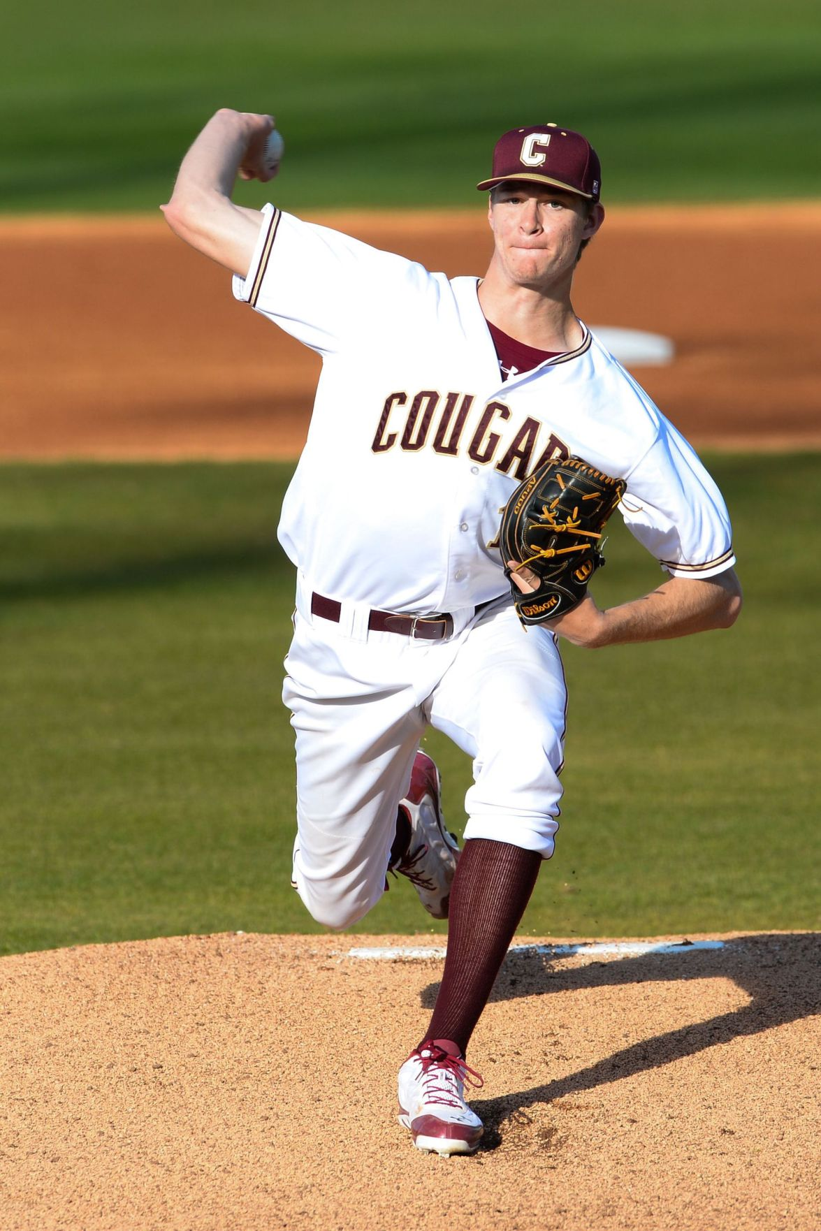 Cougars face Tribe with CAA title on the line