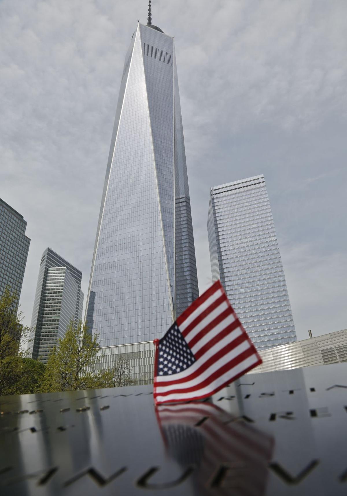 Let freedom sing at Ground Zero