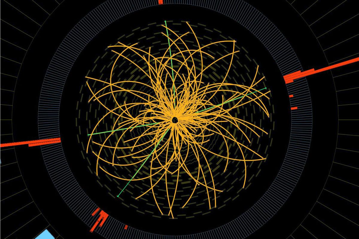 Eureka! 'God particle' found?