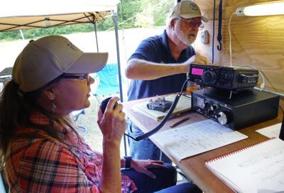 SC getting ham radios and a handle on emergency hurricane