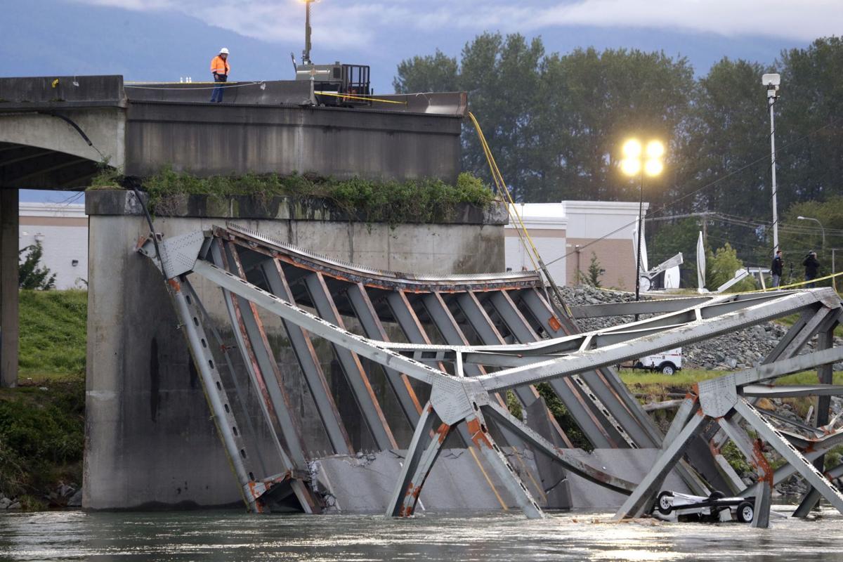Thousands of bridges at risk