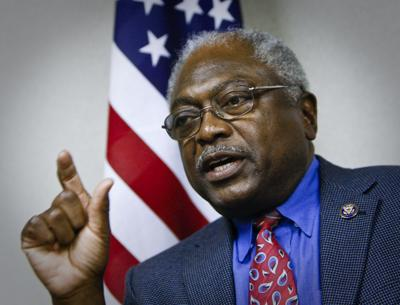 Jim Clyburn: Republican sweep part of the natural pendulum swings (copy)