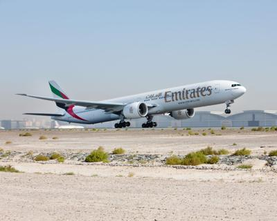 Emirates Airline and 777 Brand