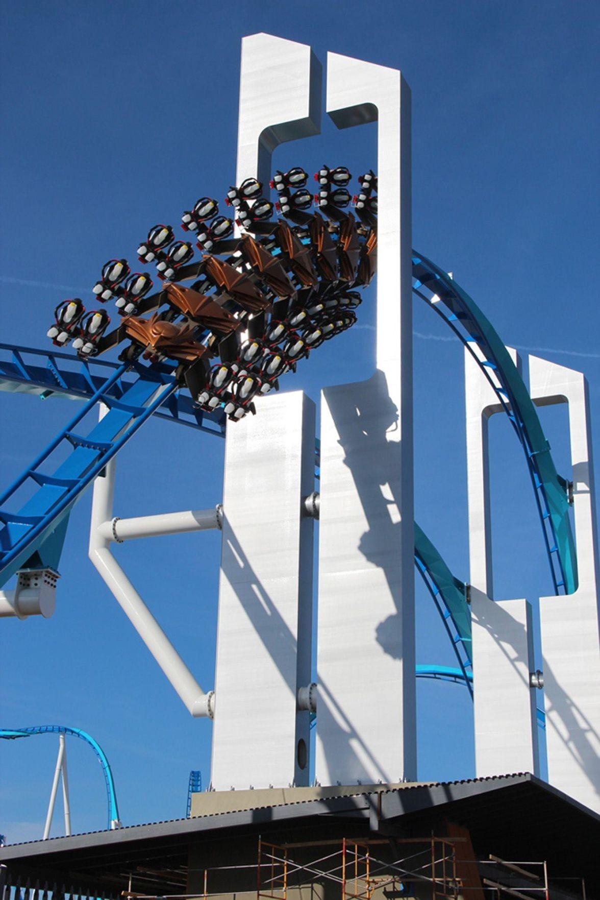 Theme parks offer new thrills