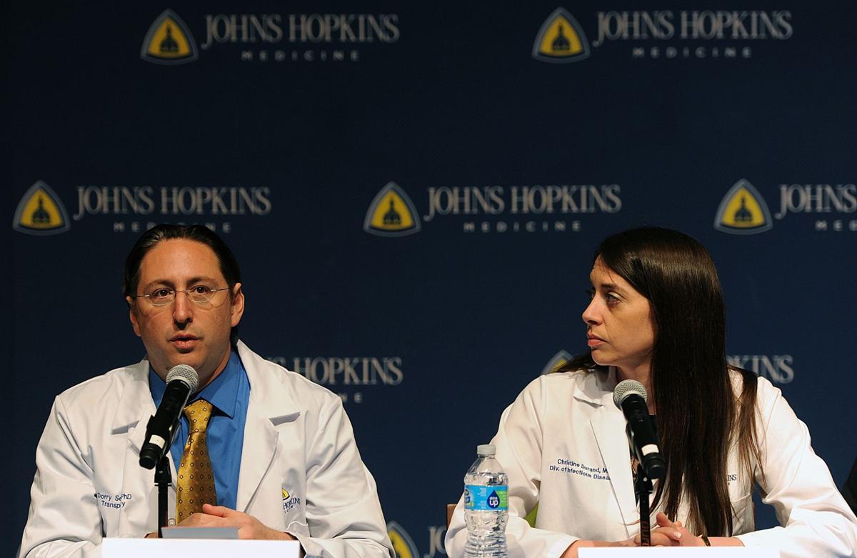 Hopkins begins nation's first HIV-positive organ transplants