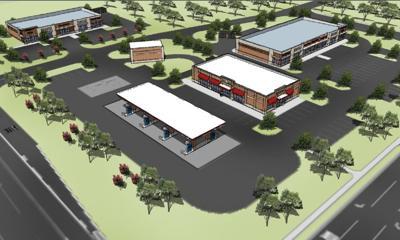 North Creek shopping center Berkeley County
