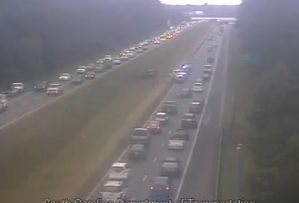 Disabled vehicles cleared from I-526 west, Ravenel Bridge