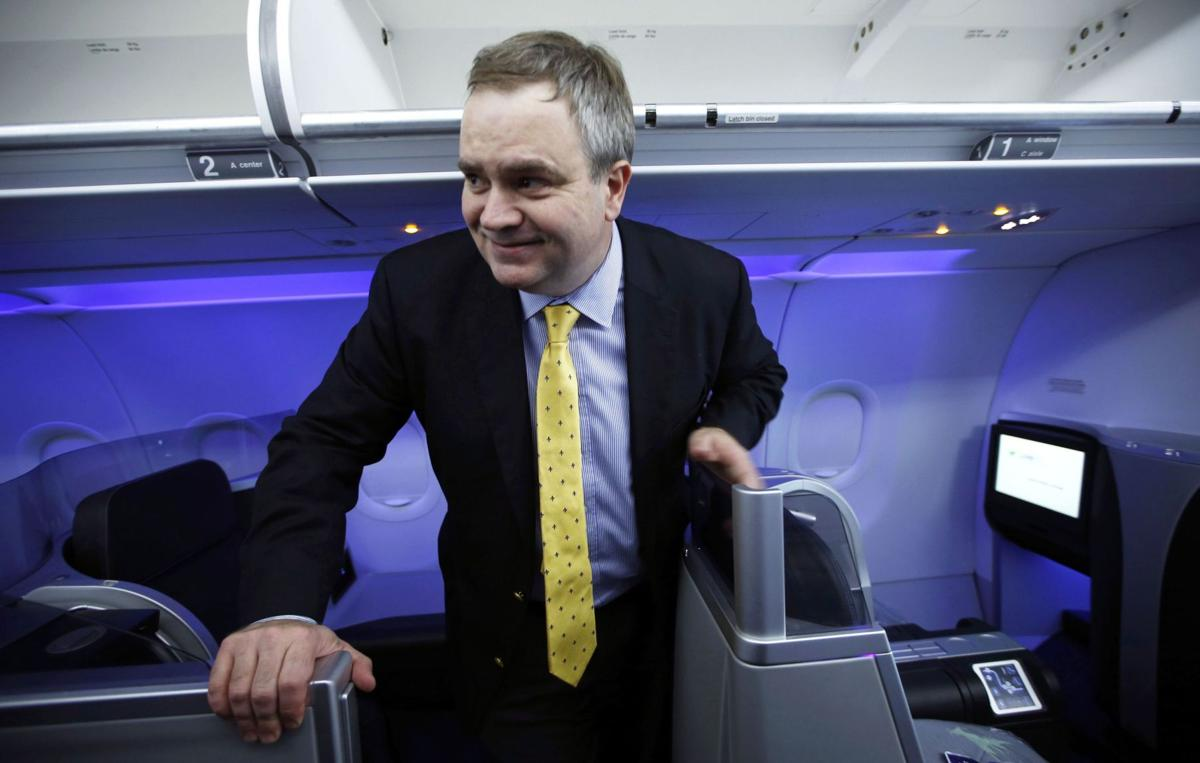 Flight to the top JetBlue's CEO battles to appease passengers and Wall Street