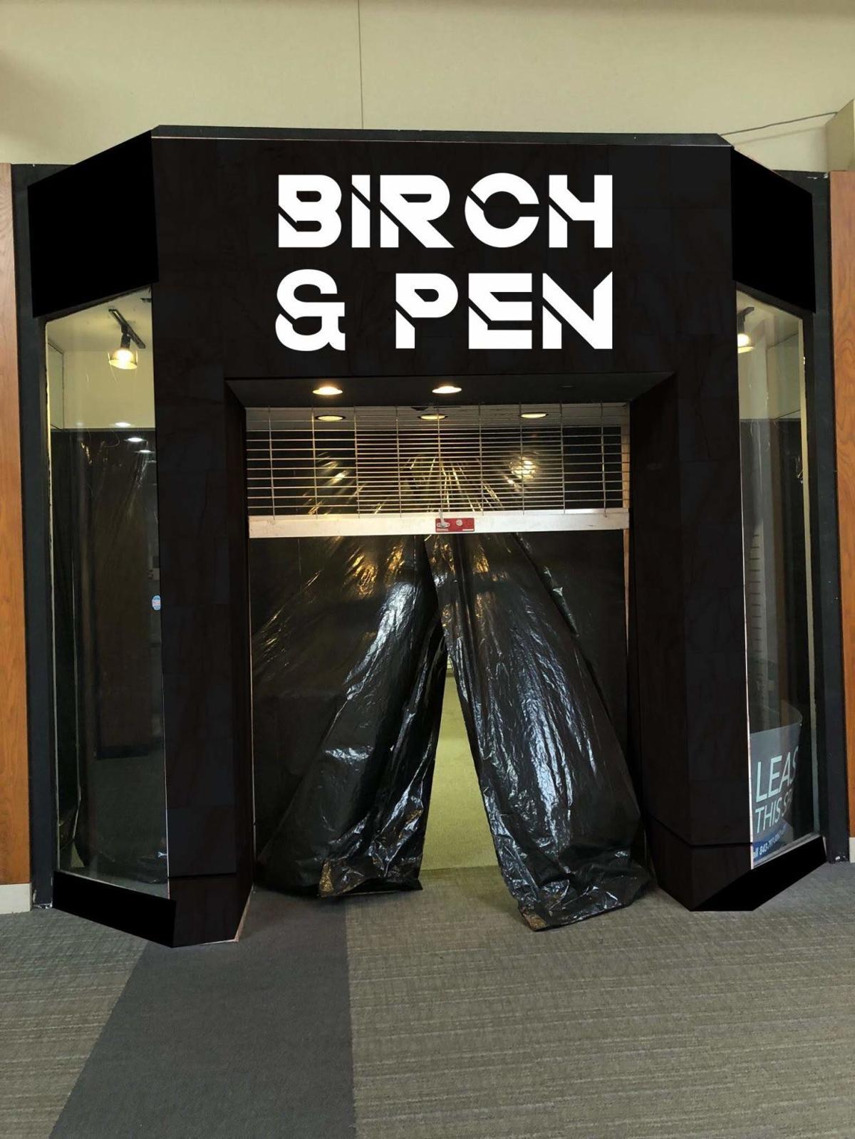 Birch & Pen