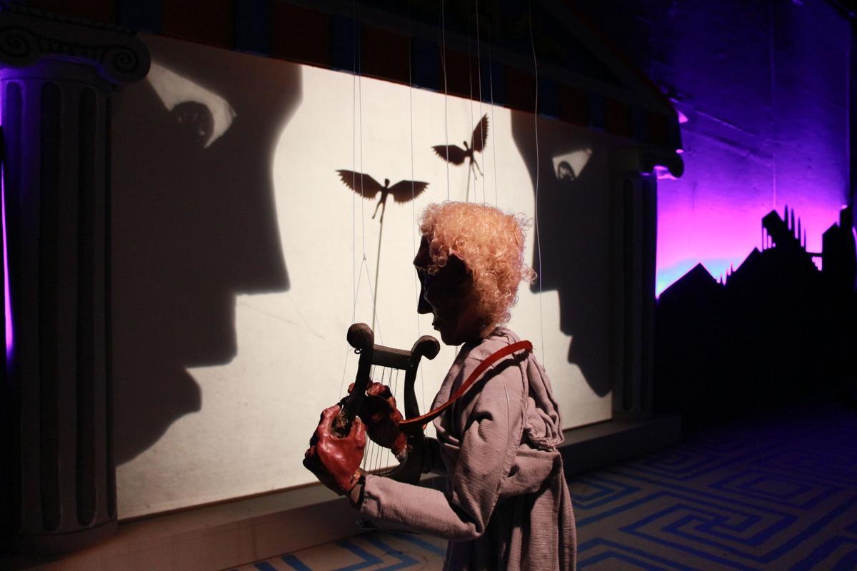 Columbia Marionette Theatre - Heroes