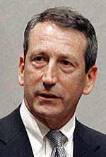 Sanford's fight might define political future