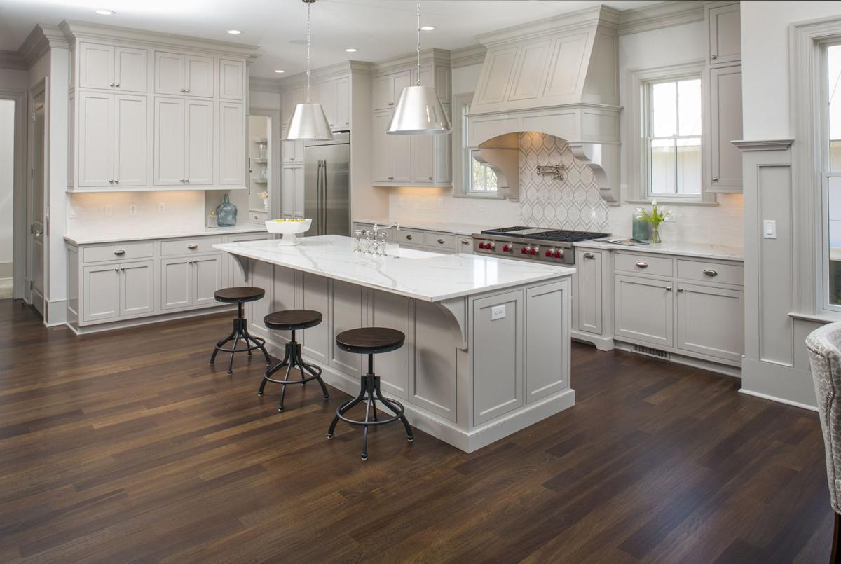 Cline Builders Kitchen