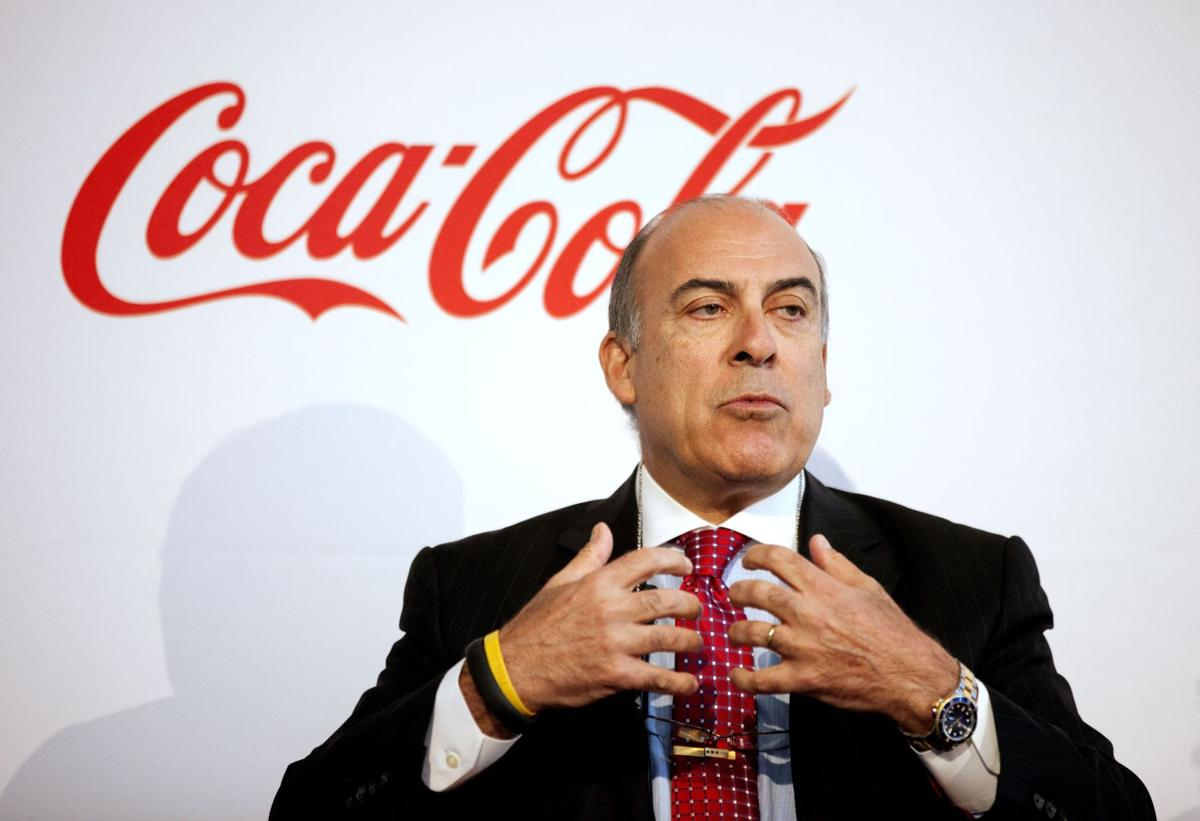 Coke takes anti-obesity campaign global
