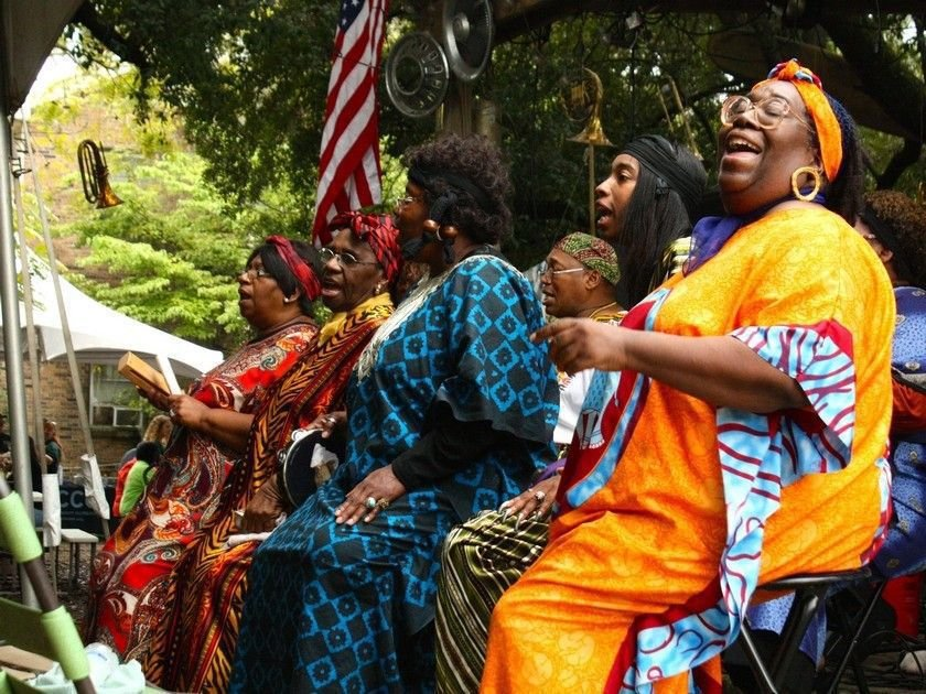 """geechee tribe Synonymous saying, """"gullah/geechee people have always considered ourselves as one amongst ourselves, we don't use designations of 'gullah,' or 'geechee'."""
