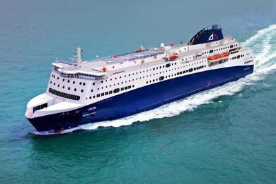 Cruise-ferry to arrive Tuesday in Charleston to sit out winter