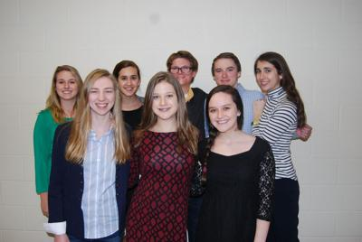 Wando musicians selected for national bands