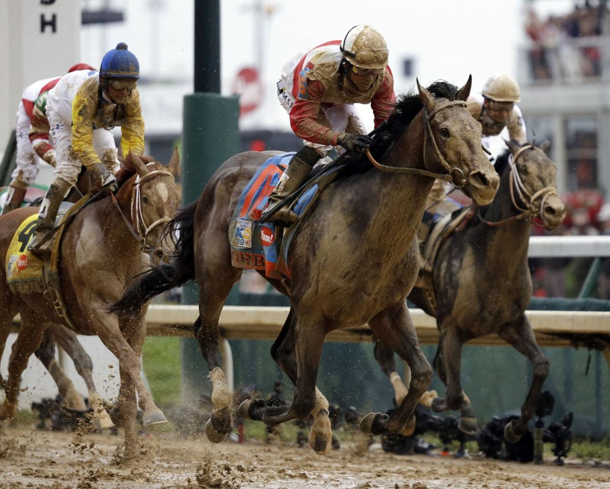 Orb wins after surging among bettors