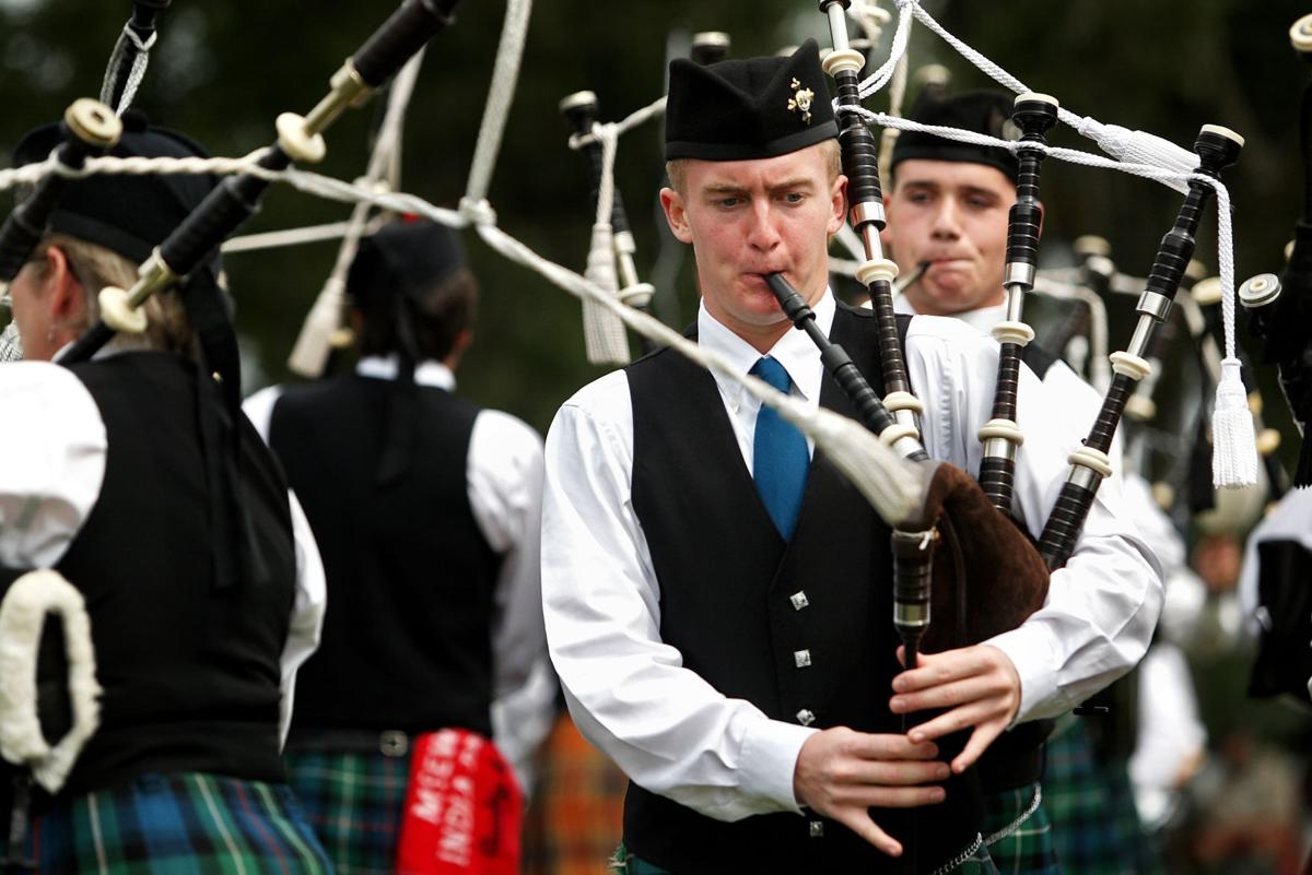 My Charleston Today: Warren Peper previews the annual Scottish Games and Highland Gathering