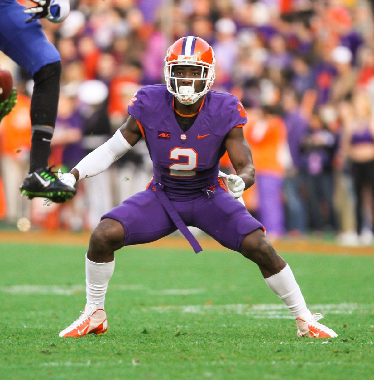 Offenses have stayed away from Clemson's Alexander