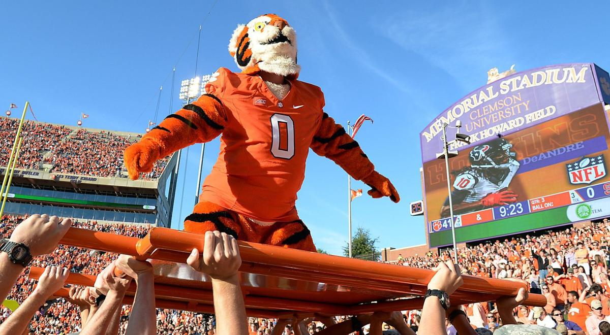 The heat is on for Clemson's opening pair of games