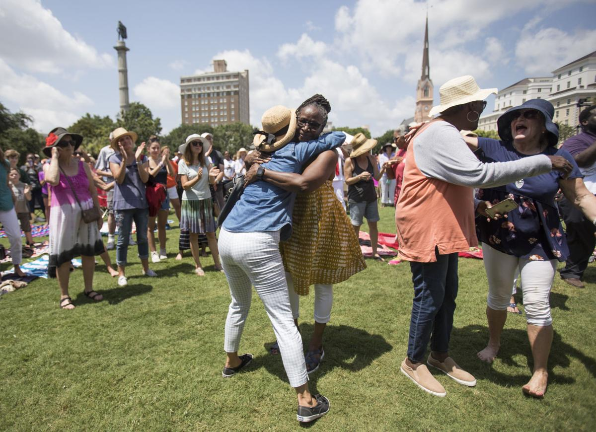 Emanuel 9 Rally for Unity
