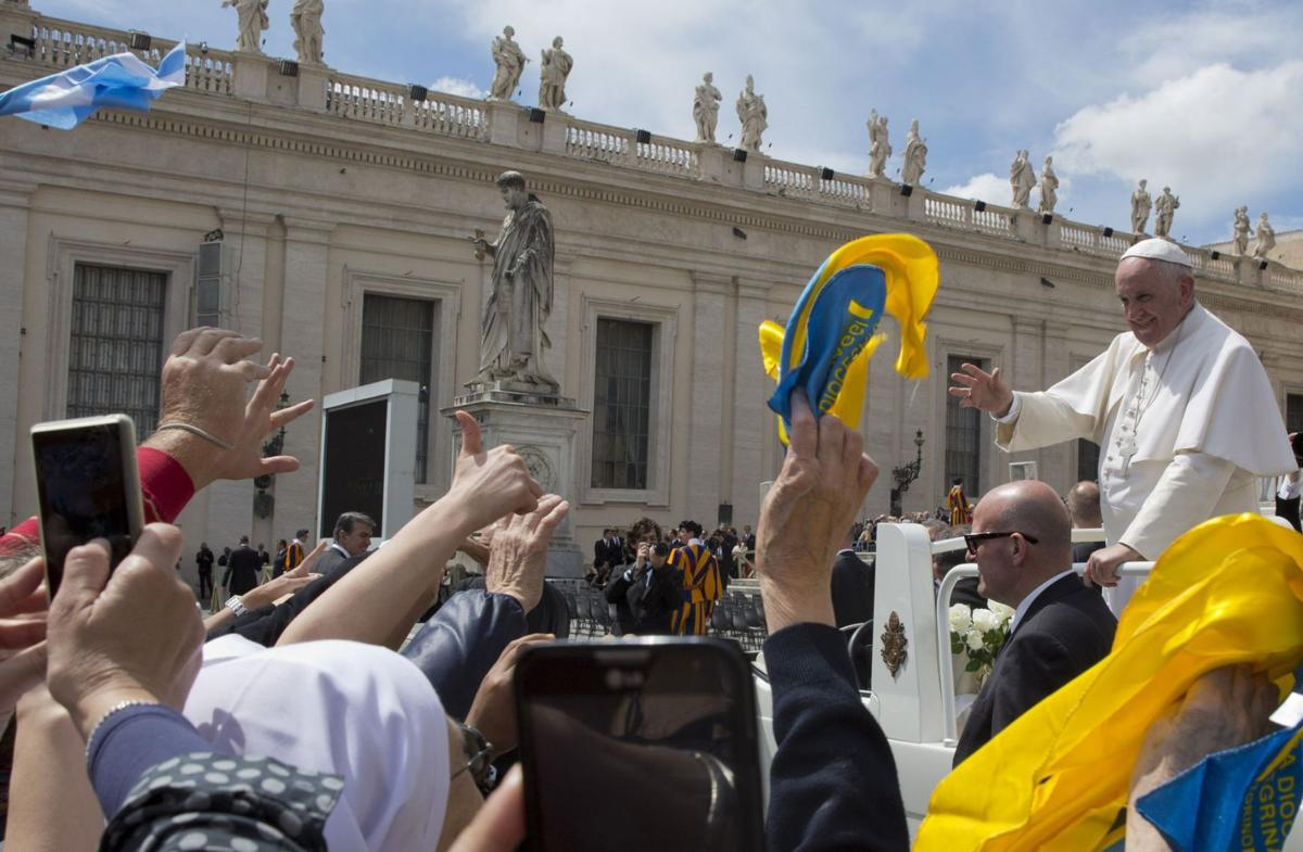 Pope shines a redeeming light