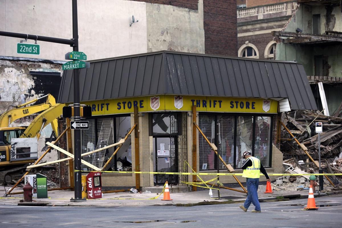 Philadelphia officials look for cause of collapse that killed 6
