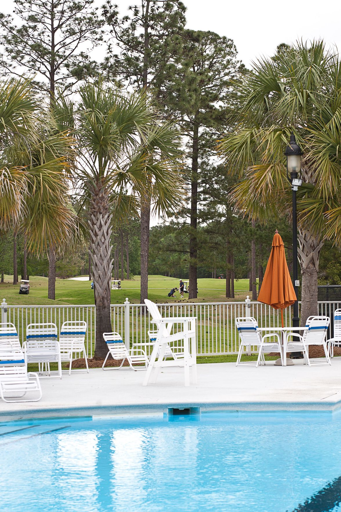Standing Tall: Golf course, pool, classic homes keep veteran Summerville village current