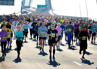 Tips to prepare for your first Cooper River Bridge Run