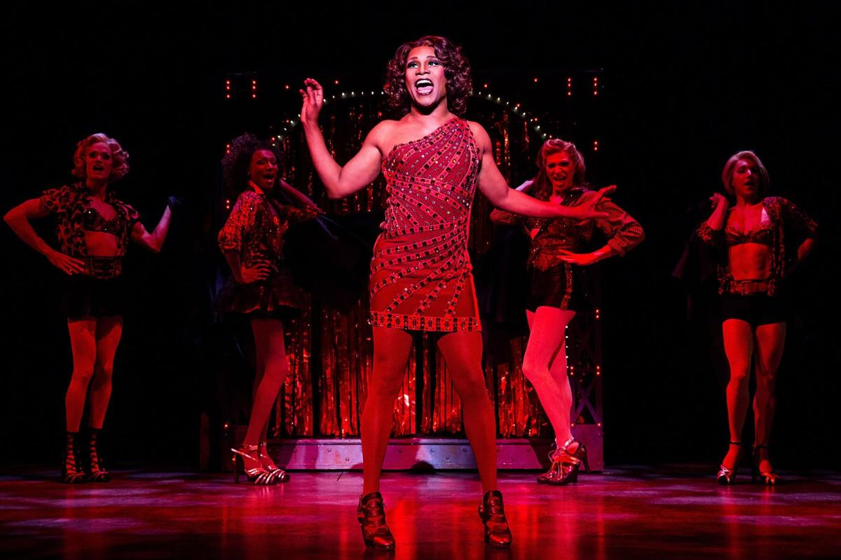 'Kinky Boots' struts off with most Tonys