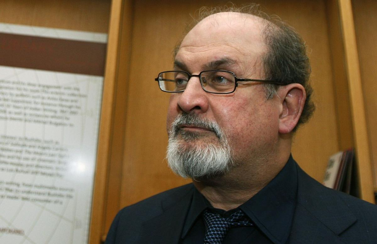 Rushdie explores his own scary, messy life
