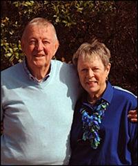 mr. and mrs. john meintjes