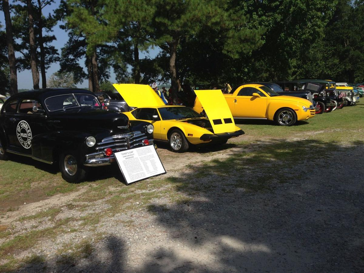 Polished auto classics, finely honed antiques celebrate collectors appeciation day in Charleston