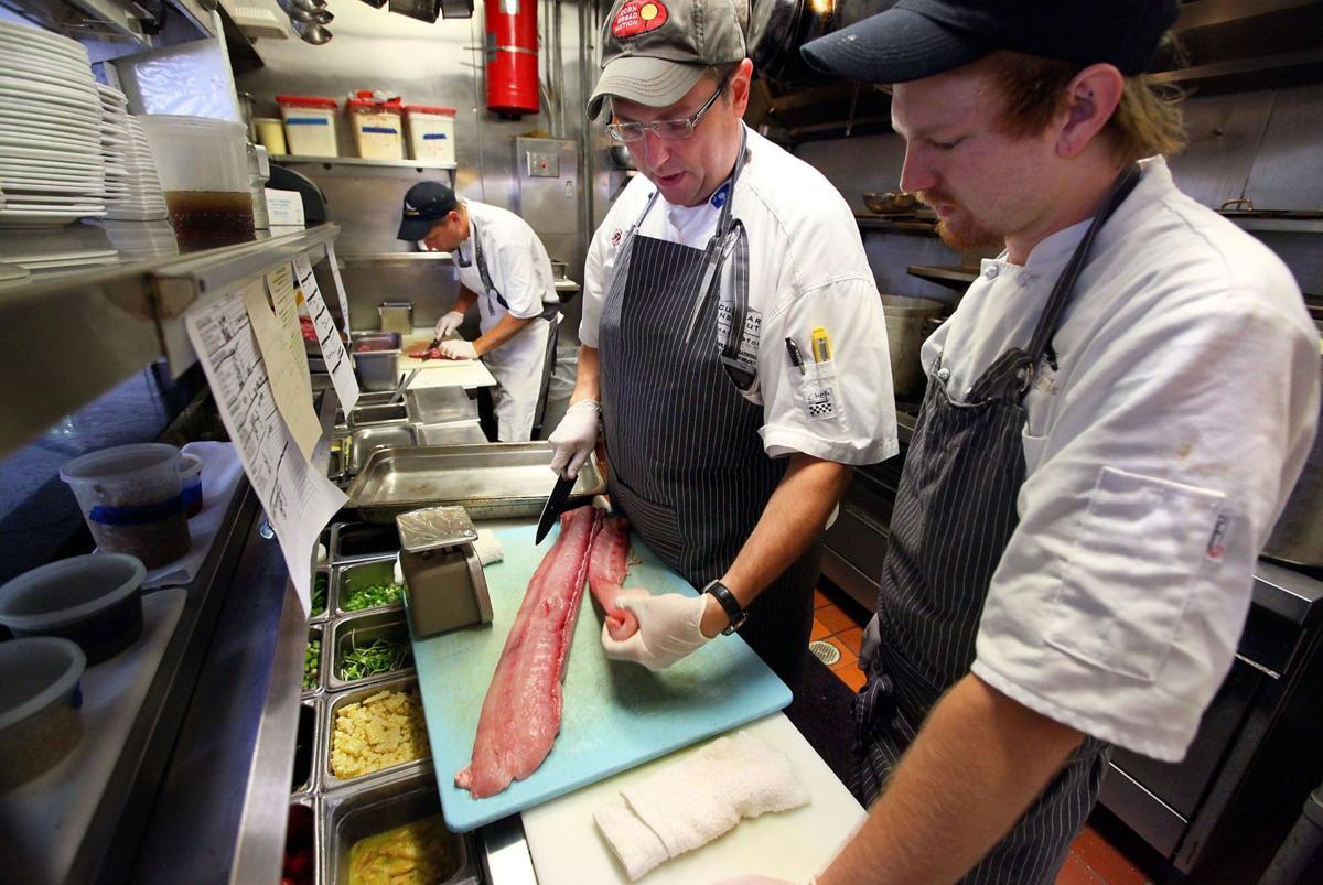Halls sous chef succeeds Forrest Parker at Old Village Post House
