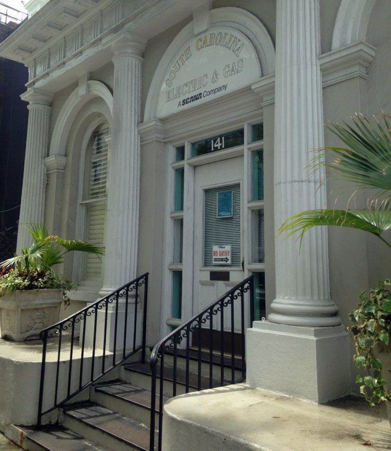 SCE&G shuttering 2 local offices