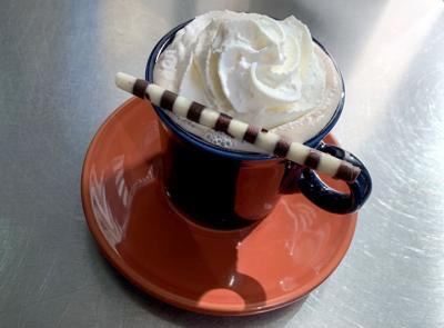 Drip Hot Chocolate