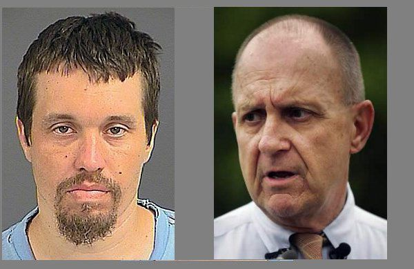 Sheriff Cannon cleared of civil rights violations for slapping chase suspect