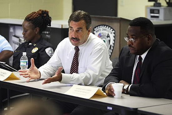 L.A. police chief tours North Charleston