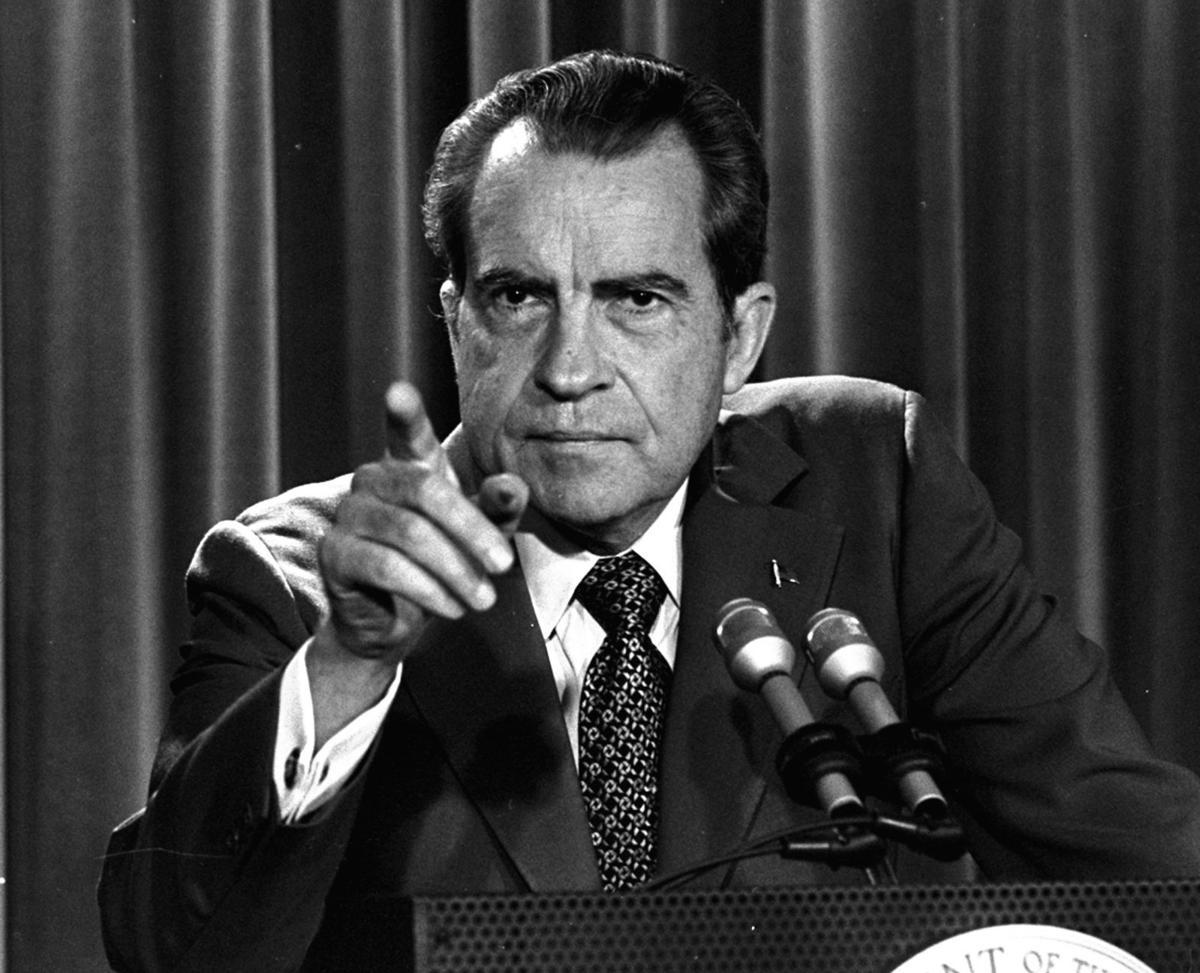 Nixon Trivia