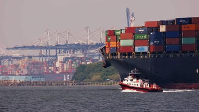 Port of Charleston cargo