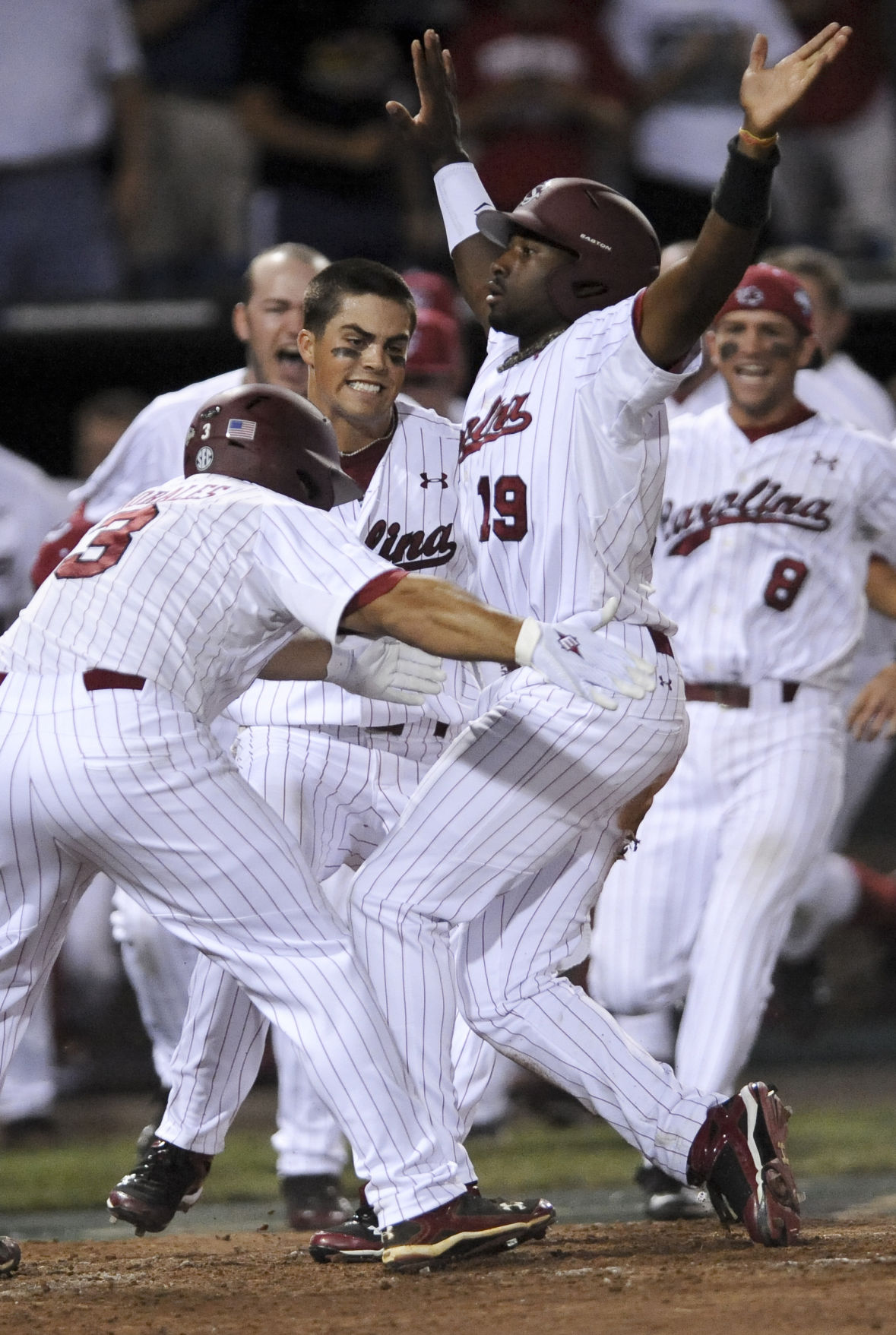 2010 - Game 3 USC/Oklahoma