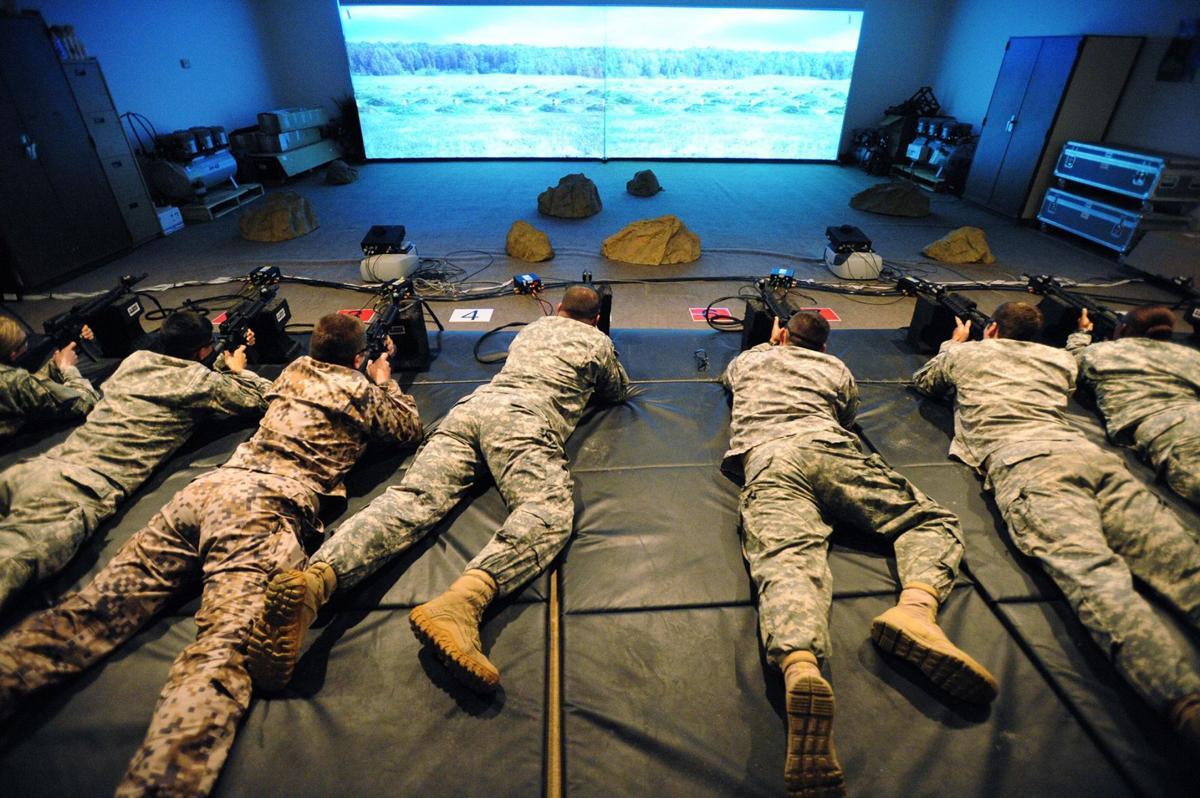Video-based training prepares Fort Gordon shooters