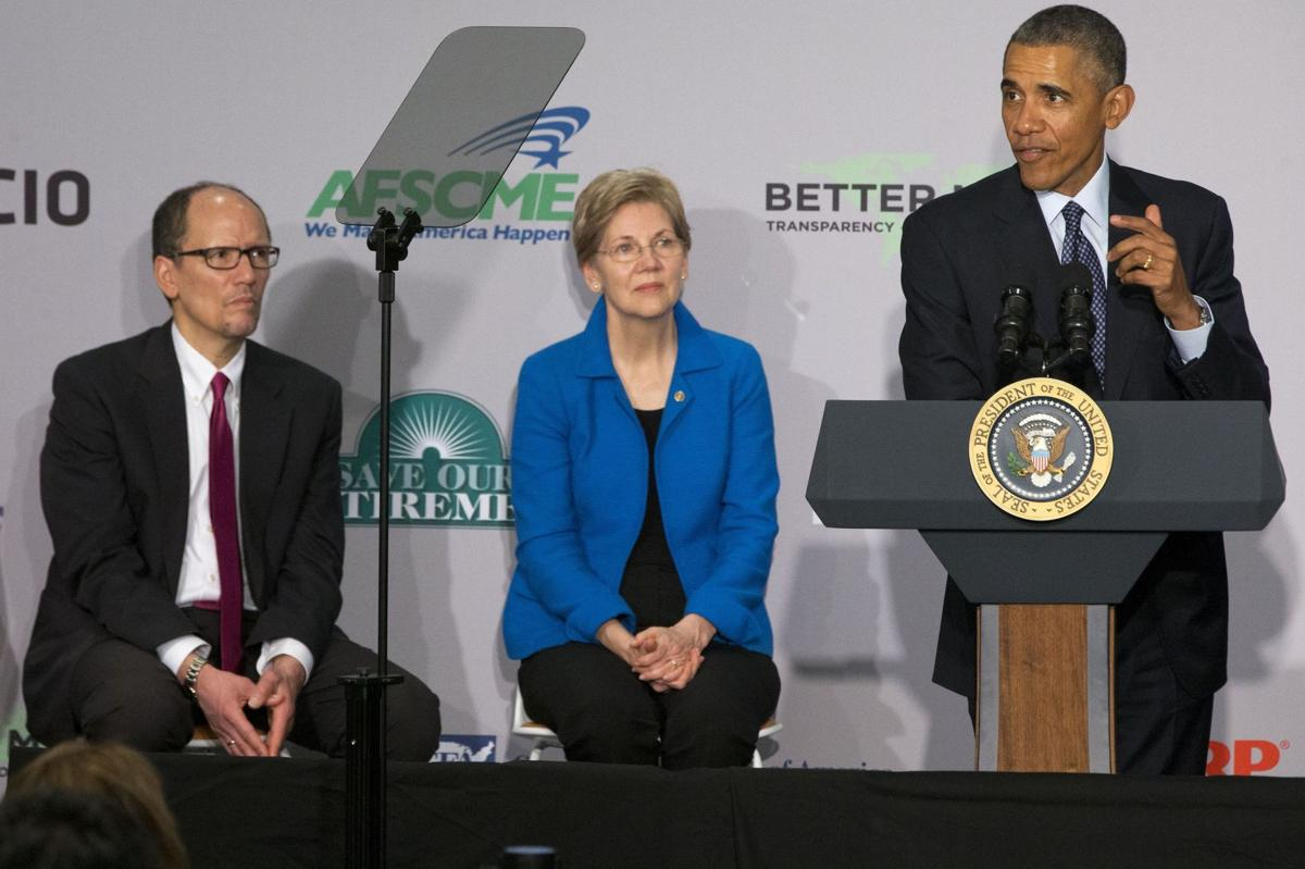 Saving for retirement: Obama proposal sets up Wall St. fight