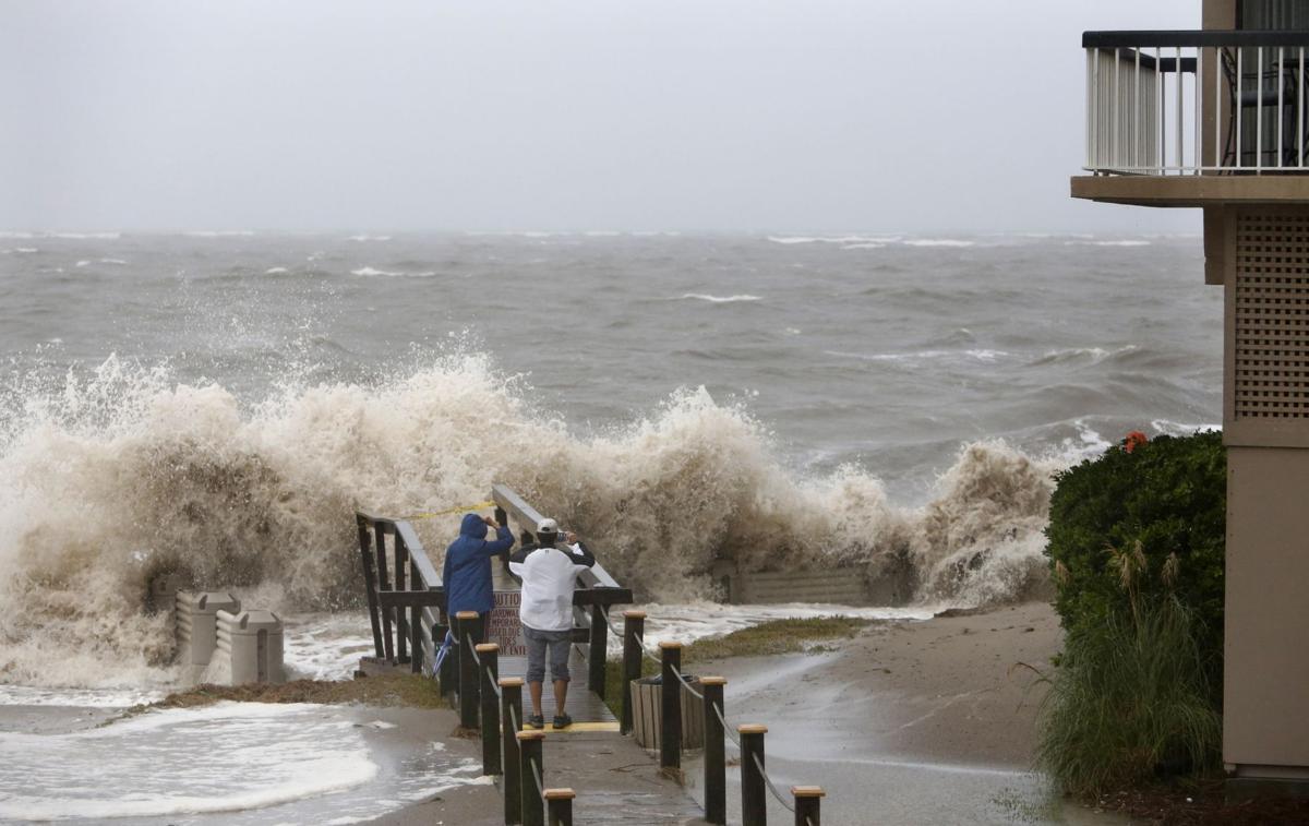 Preliminary flood risk maps raise insurance and building code isle of palms flood risks copy nvjuhfo Choice Image