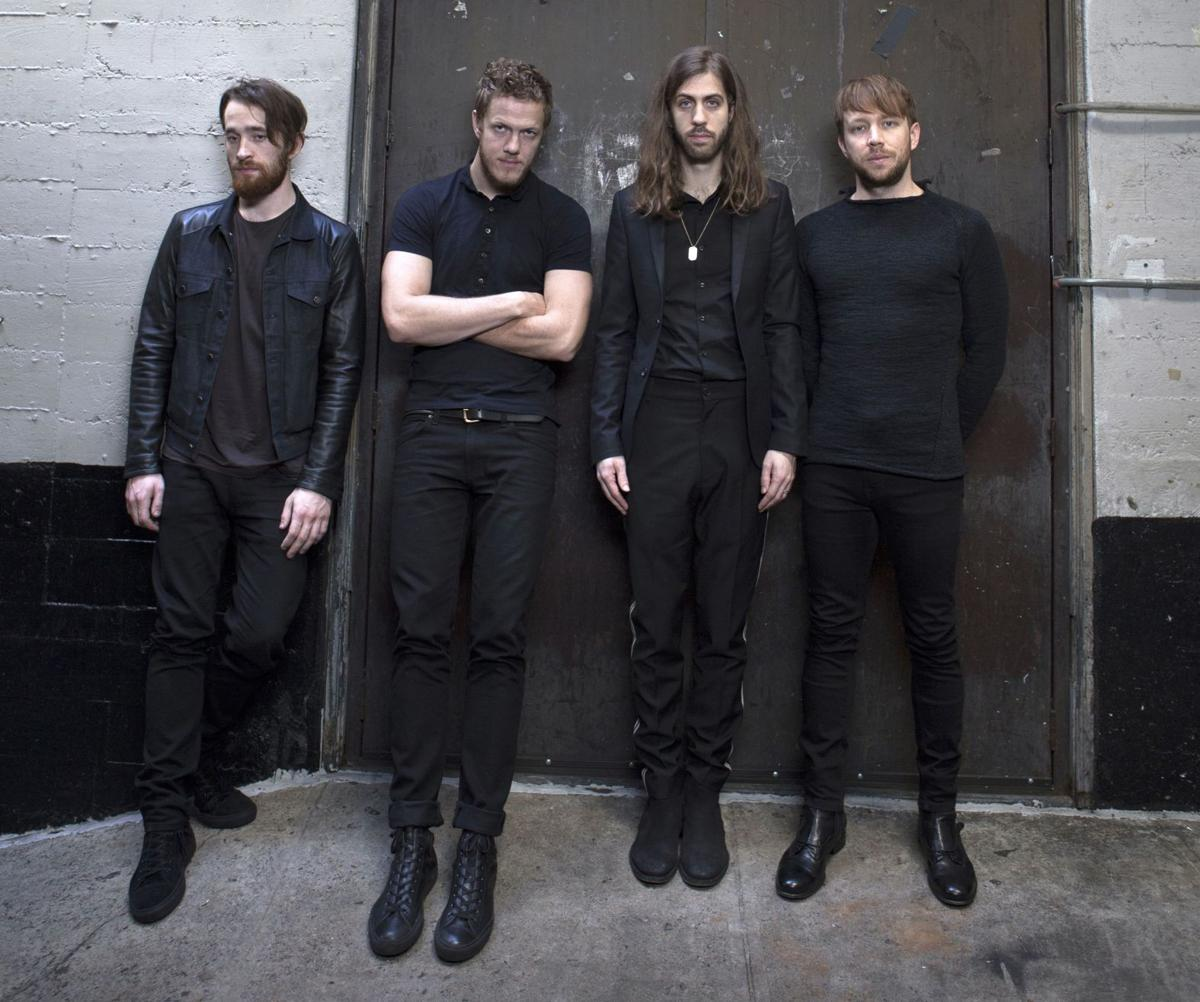 Imagine this: Imagine Dragons once opened show for a mime