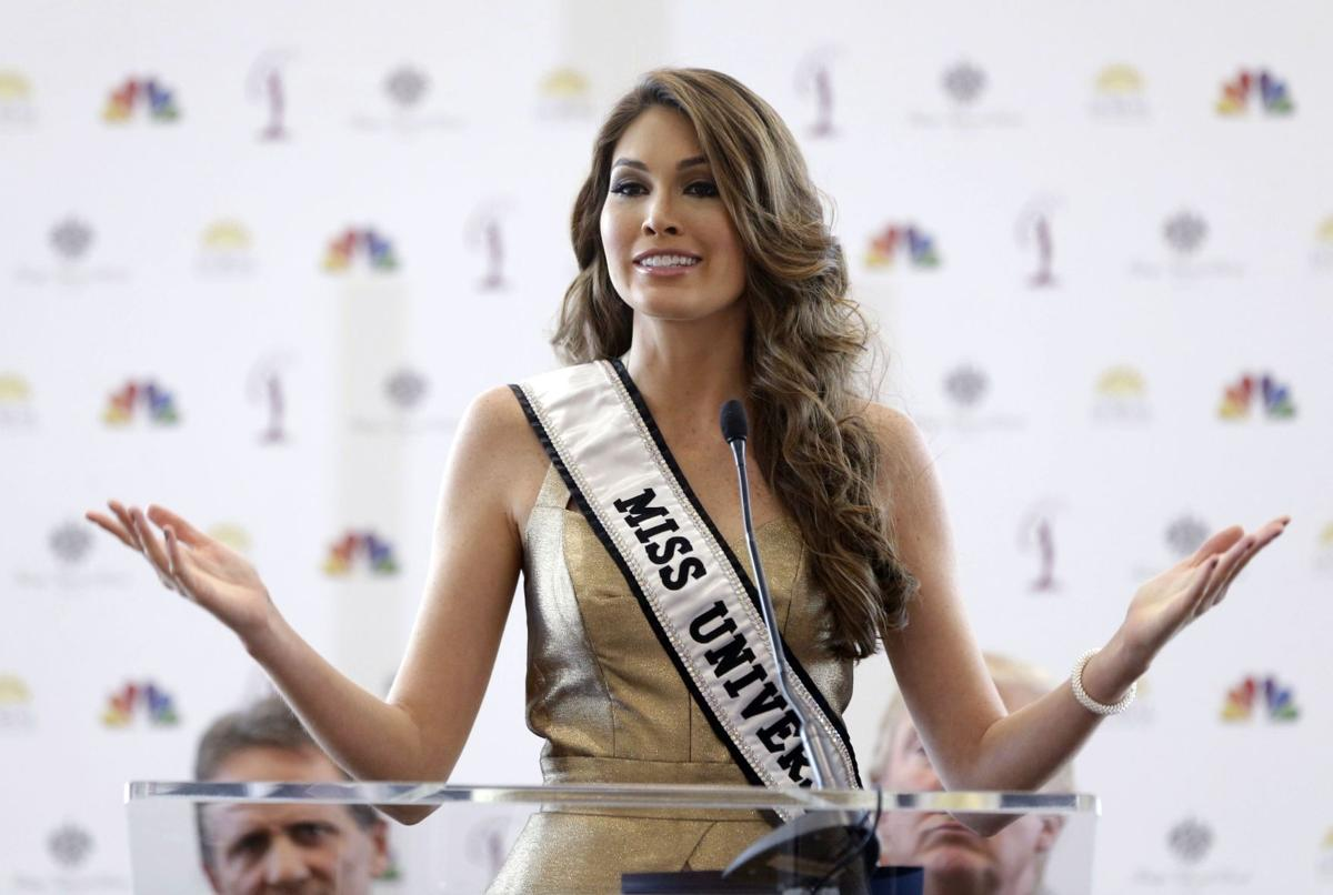 Miss Universe reflects on her reign ending