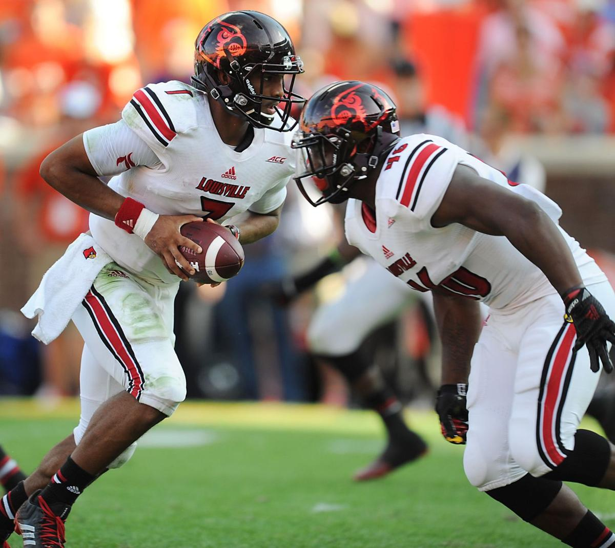 Clemson opponent preview No. 3: Louisville