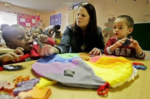 Child care task force report due